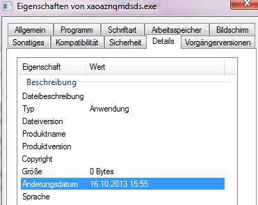 Datei Details
