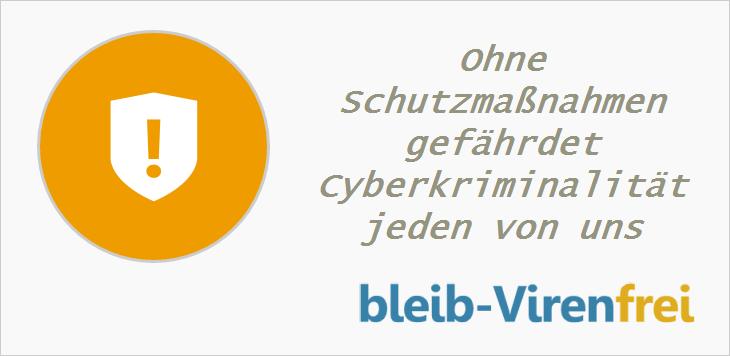 Schutz vor Cyberkriminalität