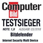 Comuterbild Testsieger