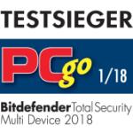 Testsieger PC Go